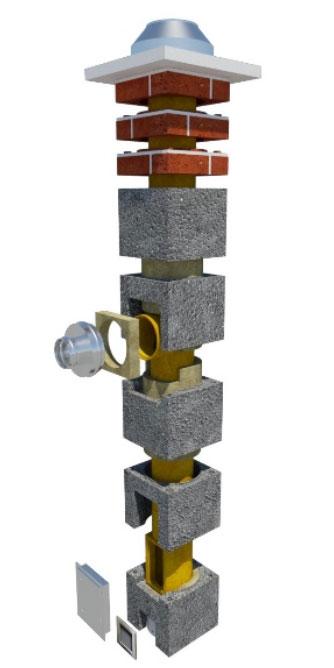 komínový průduch