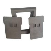 Komínová dvířka betonová dvojitá